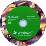 Windows Home Premium 7, 64-bit, български език