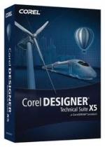 Corel DESIGNER Technical Suite X5 Upgrade License ML (251-350)
