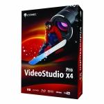 VideoStudio Pro X4 License Upgrade (501-1000)