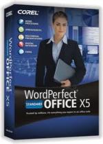 WordPerfect Office X5 Standard Upgrade License ML (26-60)