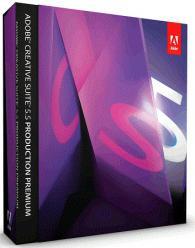 Adobe Production Premium CS6 DVD VAR лиценз