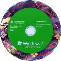 Windows Home Premium 7, 32-bit, български език