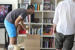 преместване на цели библиотеки