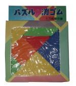 гумички комплект пъзел оригами