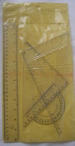 Комплект геометричен