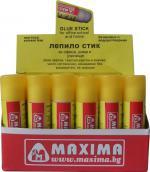 Канцеларско офис лепило MAXIMA stik glue 10g